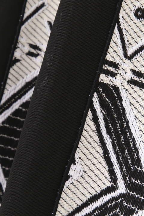 トライバルジャガードスカート