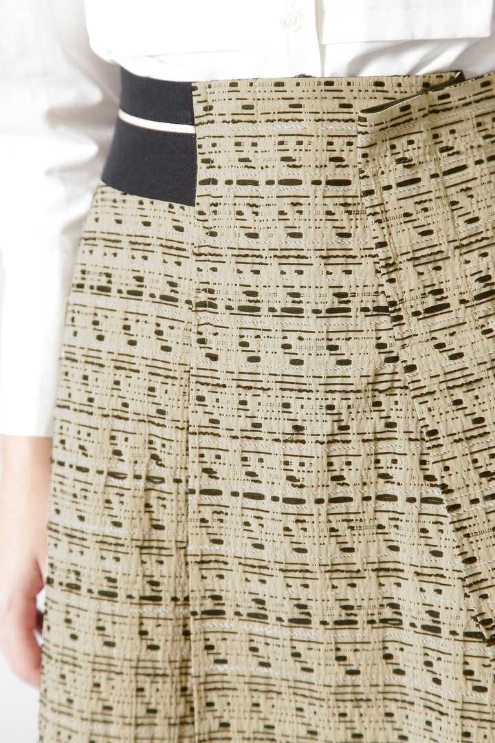 インレイジャガードスカート