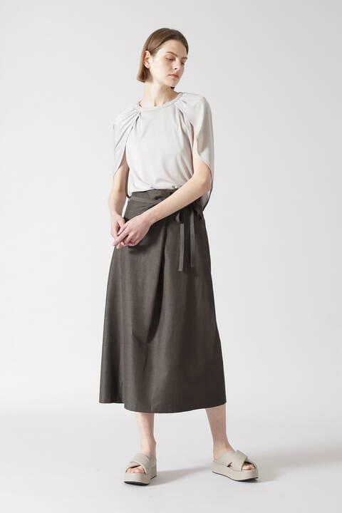 ハイブリッドスラブスカート