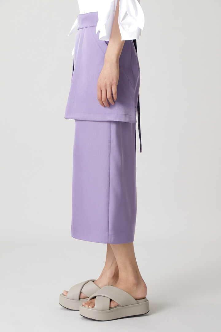 ブライトダブルクロススカート