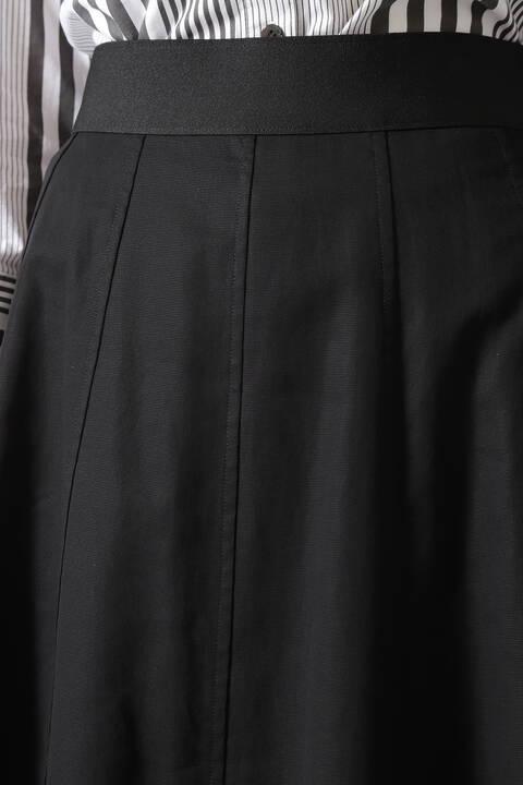 コットンメッシュスカート