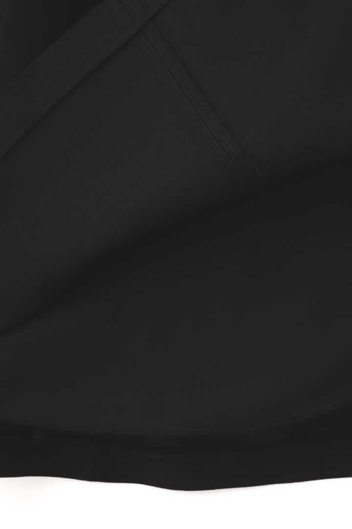 《BLACK LABEL》ボンディング麻ワンピース