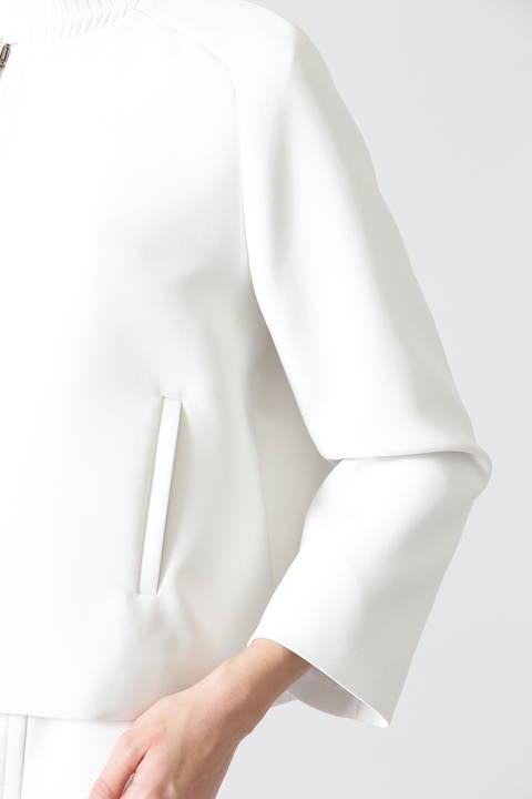 トリプルクロスノーカラージャケット