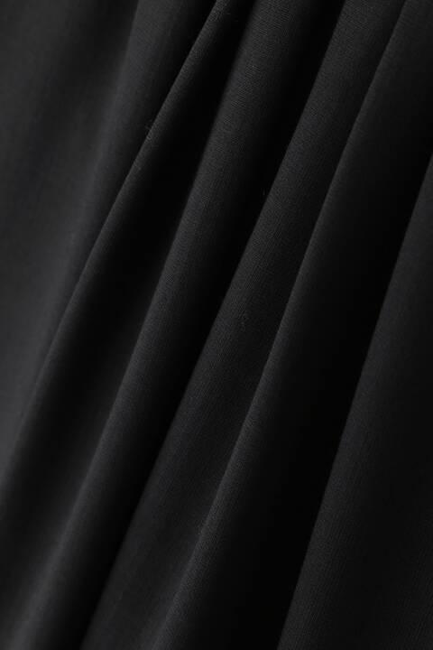 ウールボイルブラウス(BLACK LABEL)