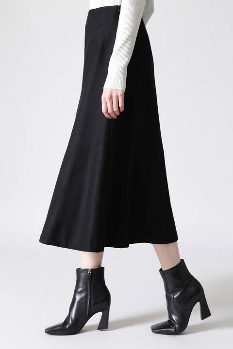 ライトカシミヤスカート