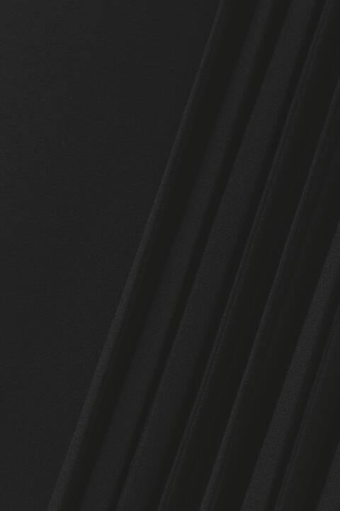 フリンジジョーゼットスカート