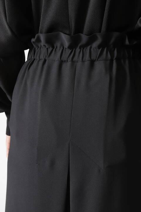 ジャージーコンビジョーゼットスカート