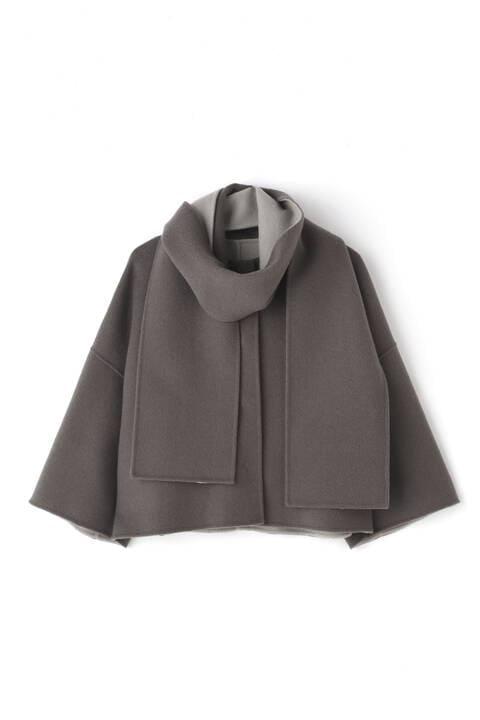 【WEB限定 34サイズ展開】2TONEリバージャケット