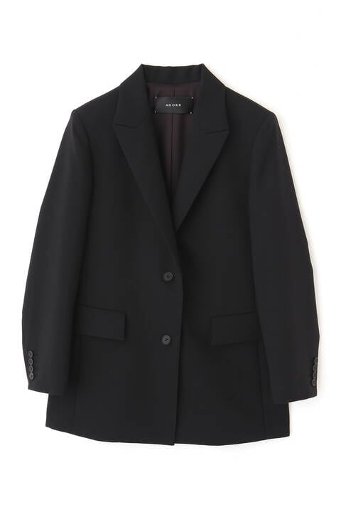 ドライウールジャケット (BLACK LABEL)