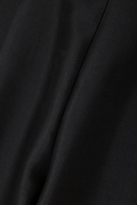 《BLACK LABEL》ブライトシルクウールパンツ