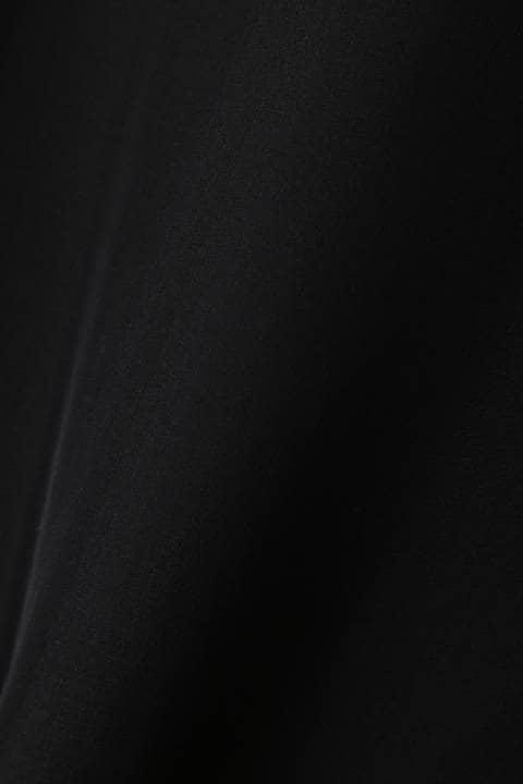 《BLACK LABEL》レイヤードシルクブラウス