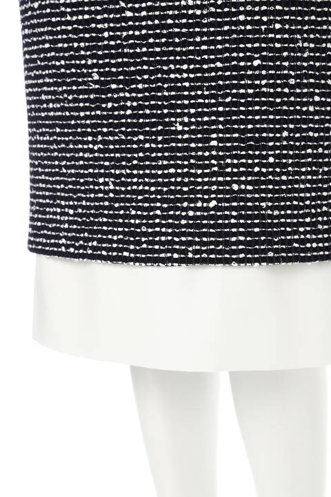 マリンツイードIラインスカート
