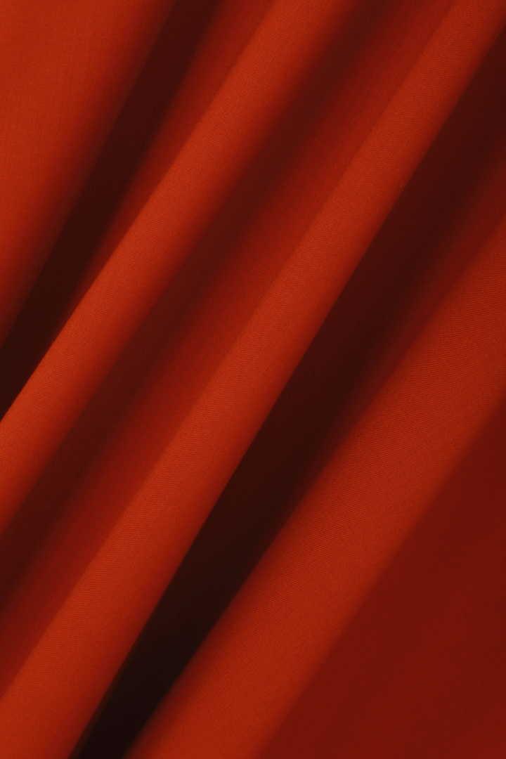 ギャバストレッチフレアースカート