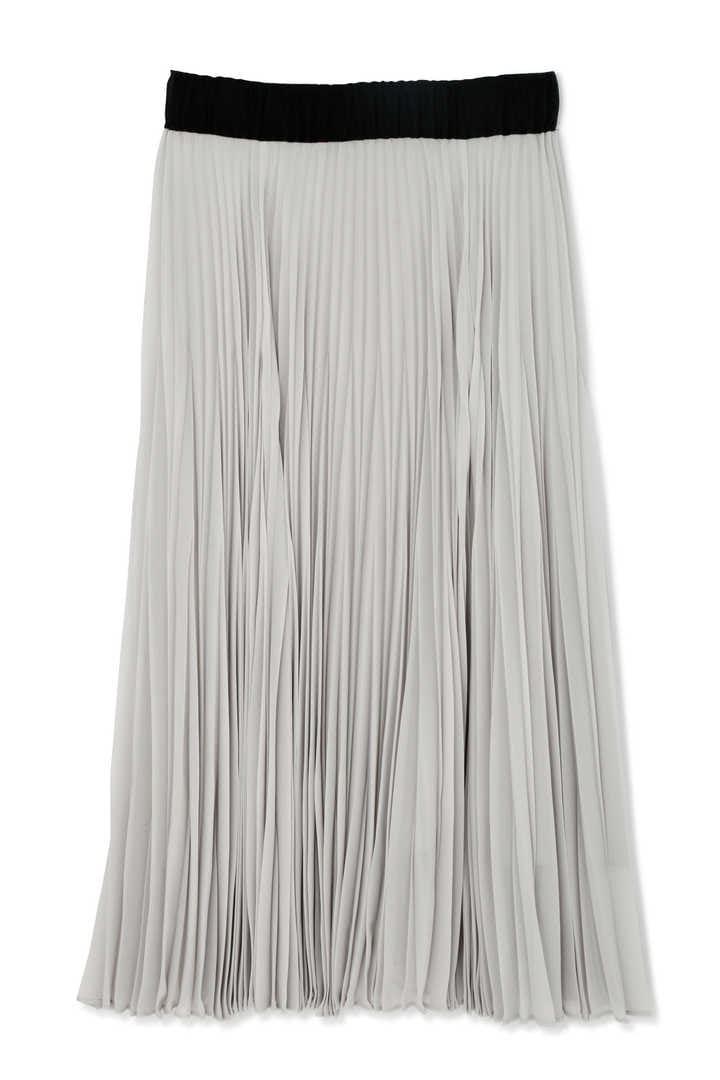 オーロラプリーツスカート