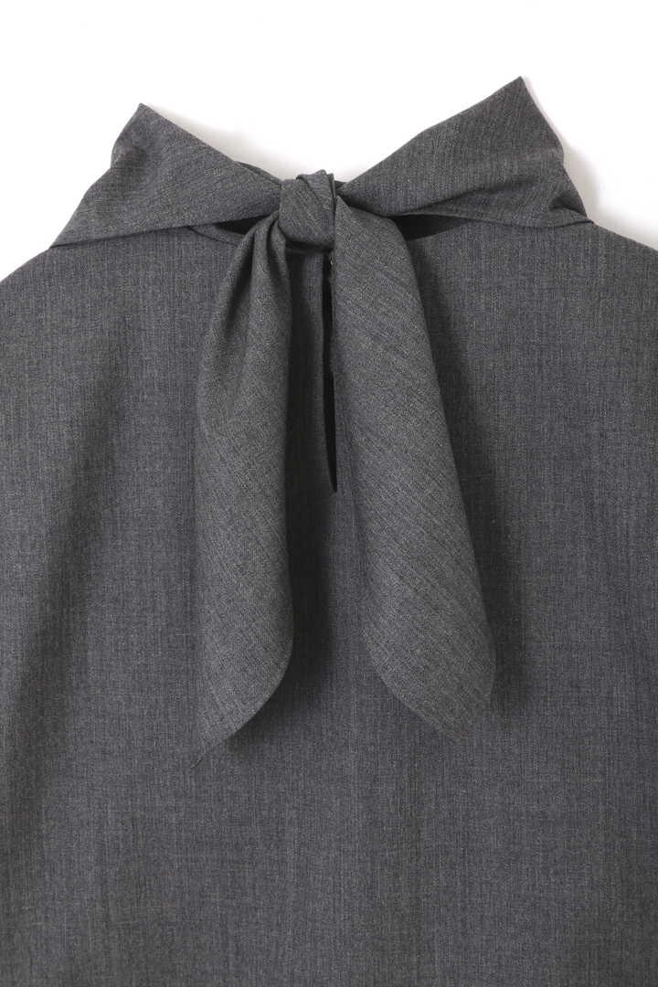 サニーツイルスカーフ付きブラウス