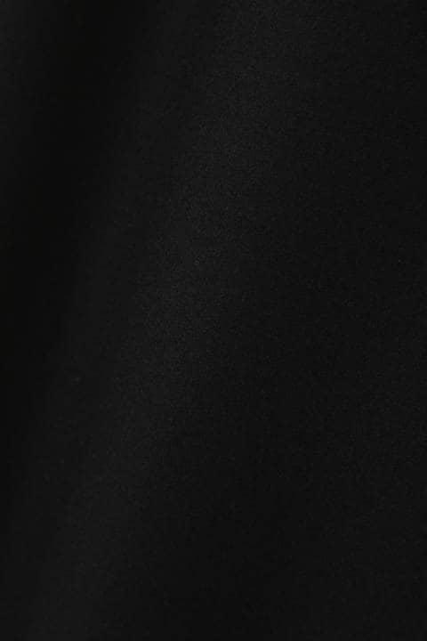 ウールスムースイレギュラーヘムスカート