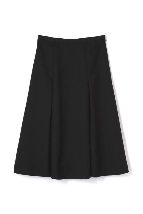 プラージュジョーゼットAラインスカート