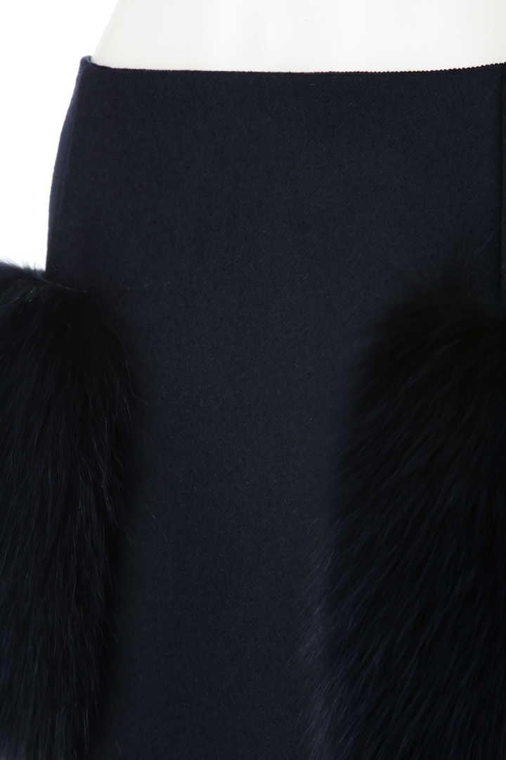 スーパー120フランネーラ台形スカート