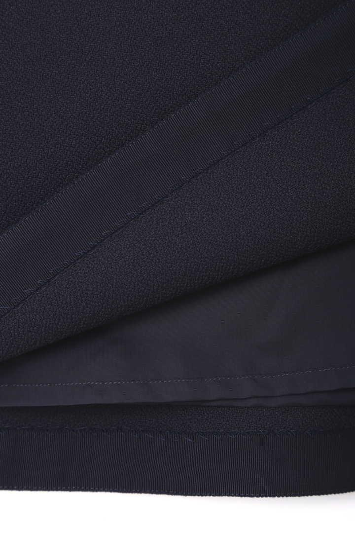 ダブルアムンゼンラップ風スカート