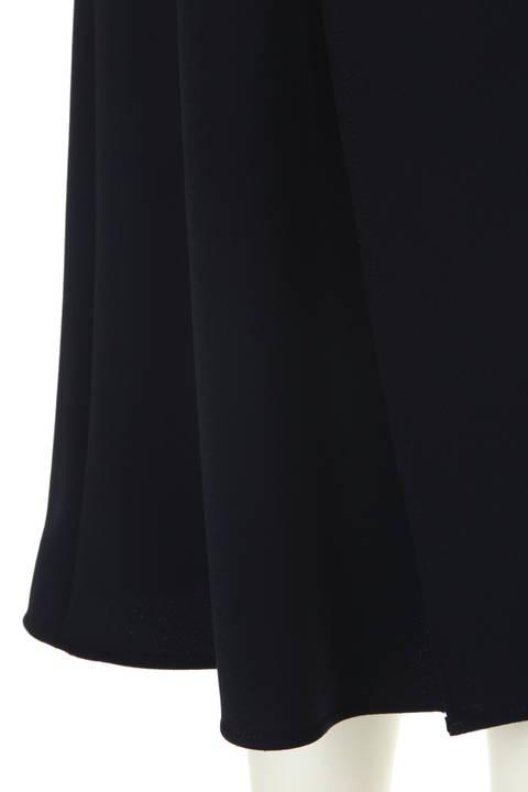 クリアハイツイストセミフレアースカート
