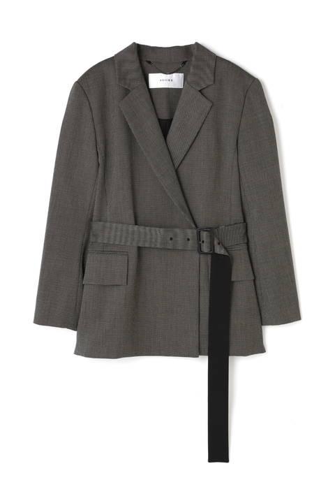 サーブルヴィスコーステーラードジャケット