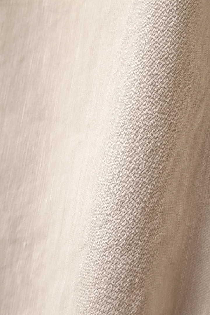 麻レーヨンストレッチスカート
