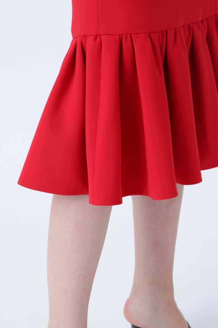 ライトジョーゼットスカート