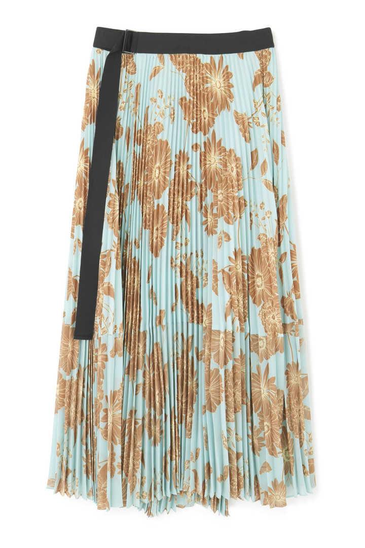 ヴィンテージフラワープリントスカート
