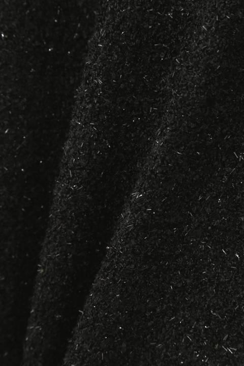《BLACK LABEL》スパークツィードワンピース