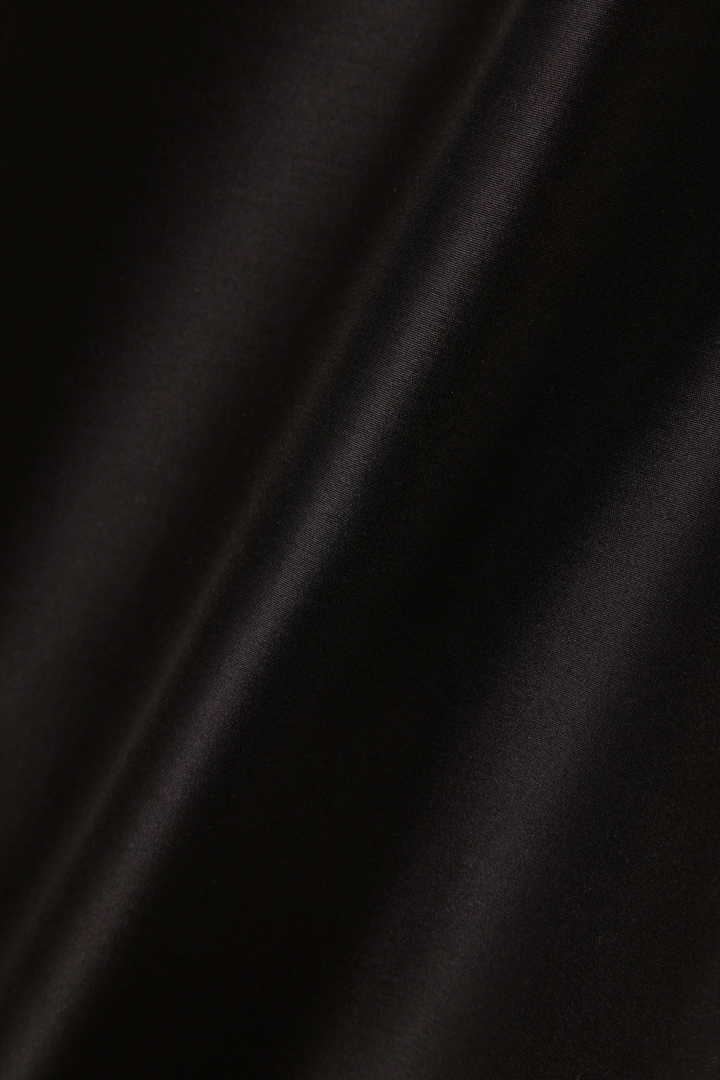 《BLACK LABEL》レイヤードシルクワンピース