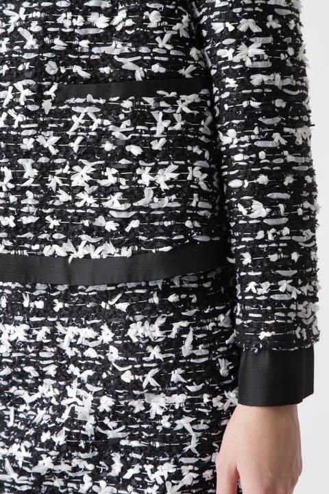 《BLACK LABEL》MALHIAツィードジャケット