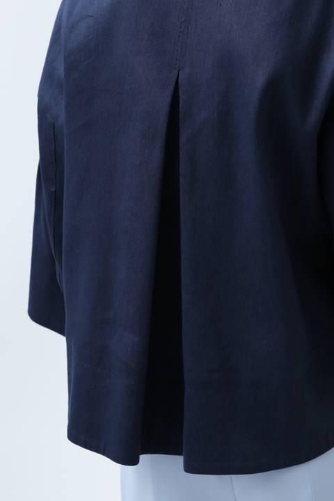 ハイブリッドツイルジャケット
