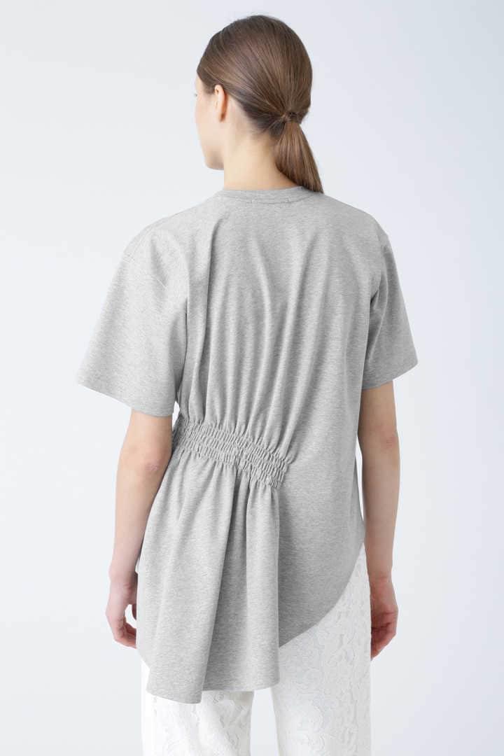 シャーリングTシャツ
