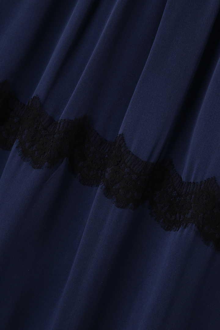 ICONSレース付きスカート
