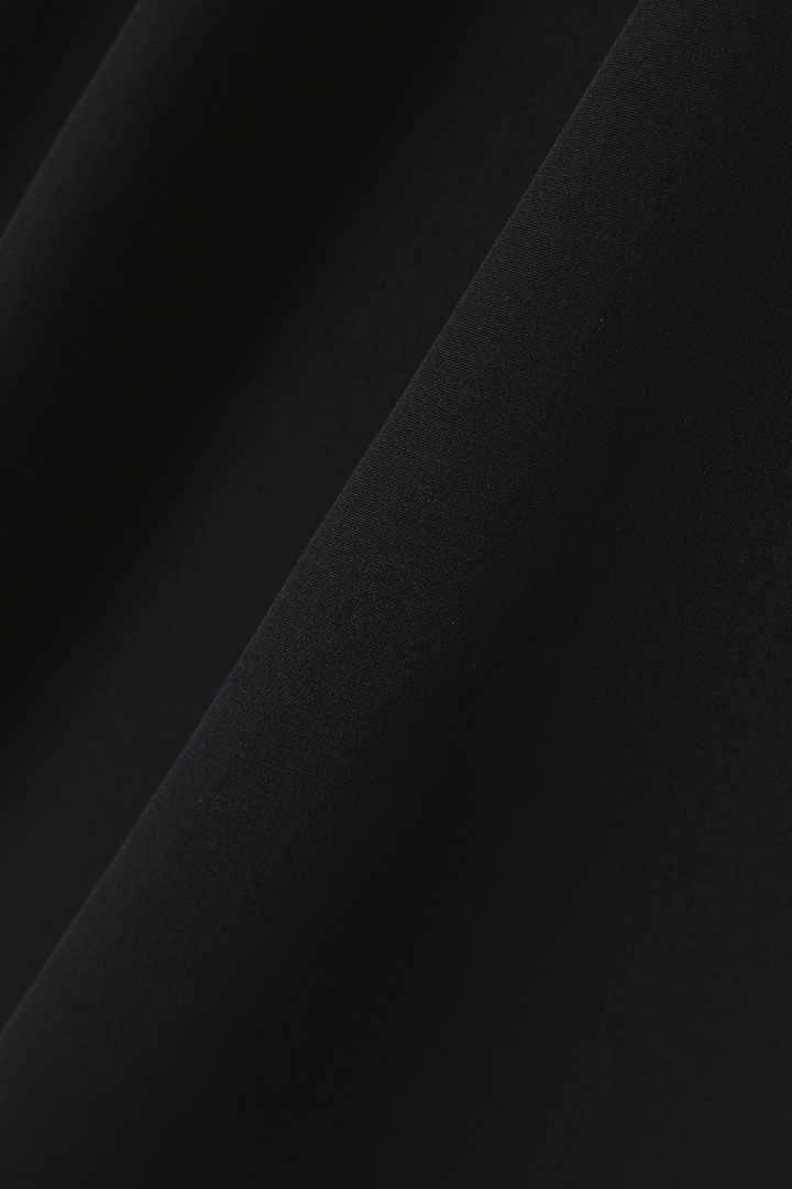 《BLACK LABEL》シルクツイルブラウス