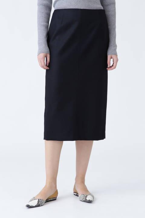 ファインウールタイトスカート