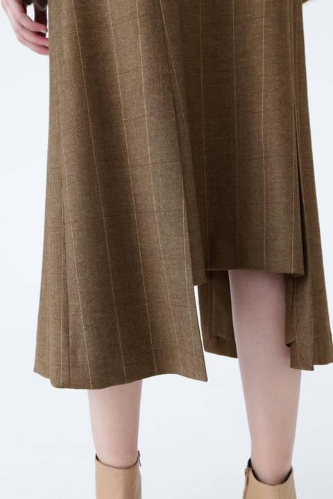 ツィーディーガンクラブスカート
