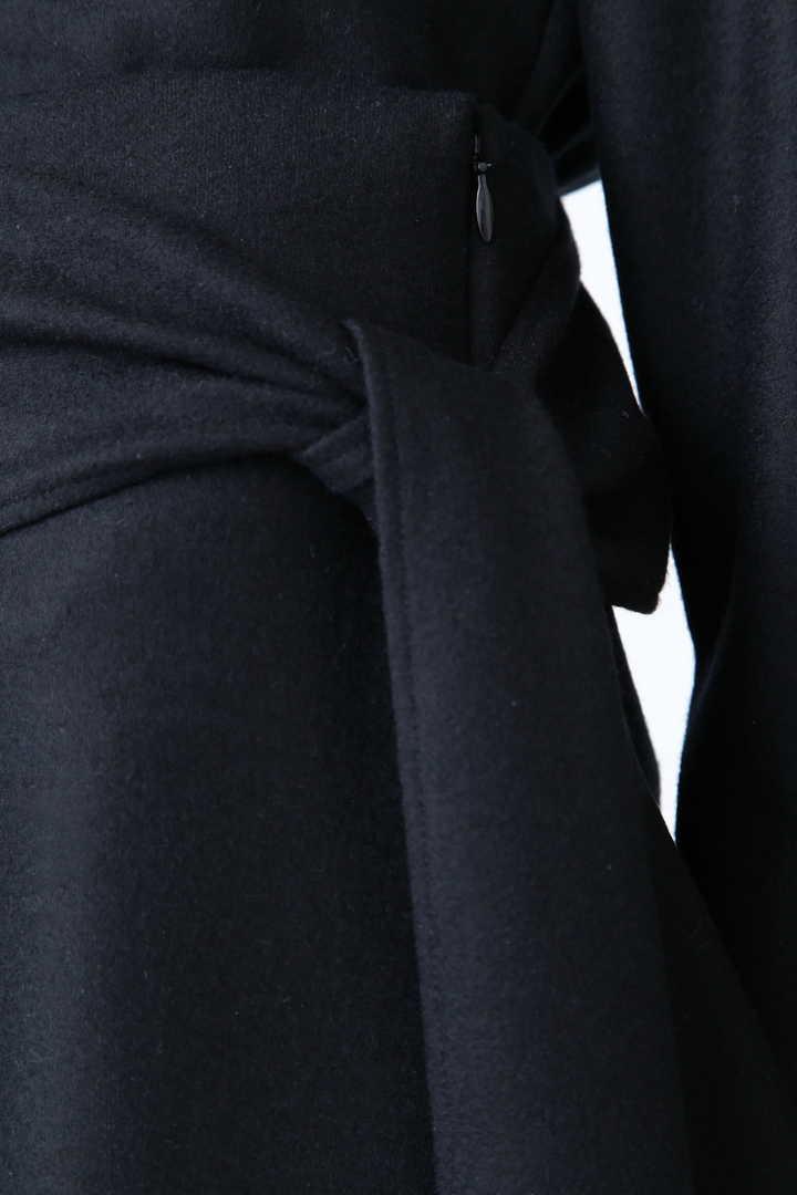 スーパー100圧縮ラップ風スカート