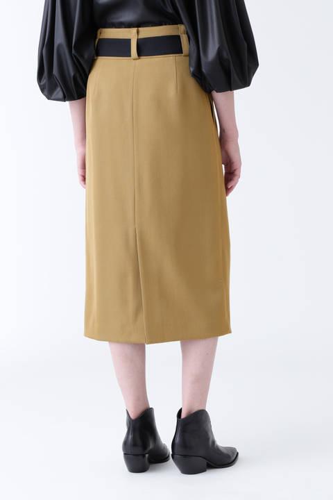 ドライカルゼベルト付きスカート