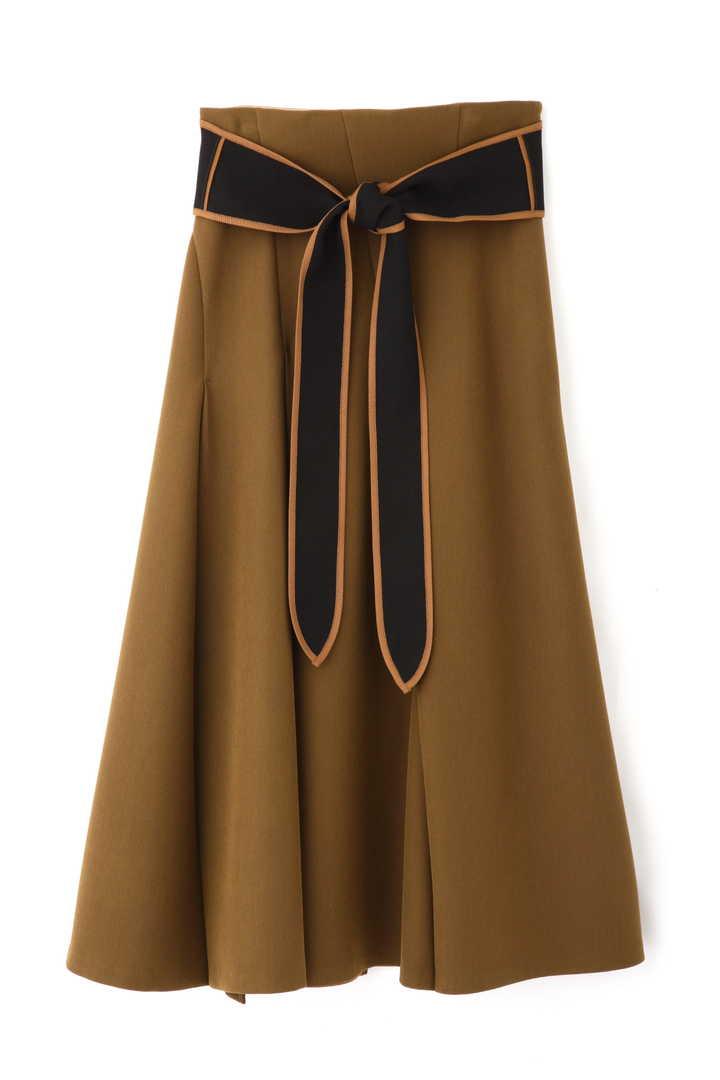 ギャバフレアスカート