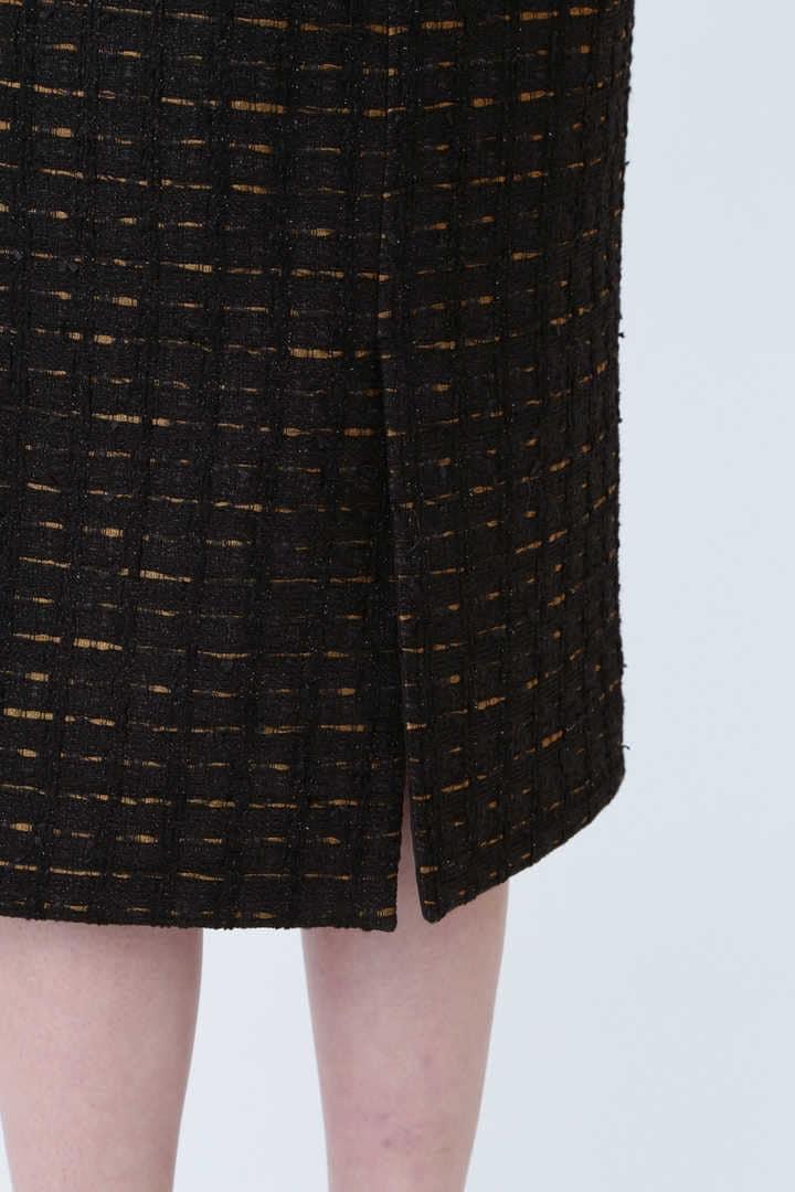 リュクスツイードタイトスカート