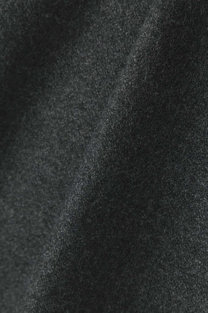 【ブラックWEB限定】ウールアムンゼンビッグスリーブワンピース