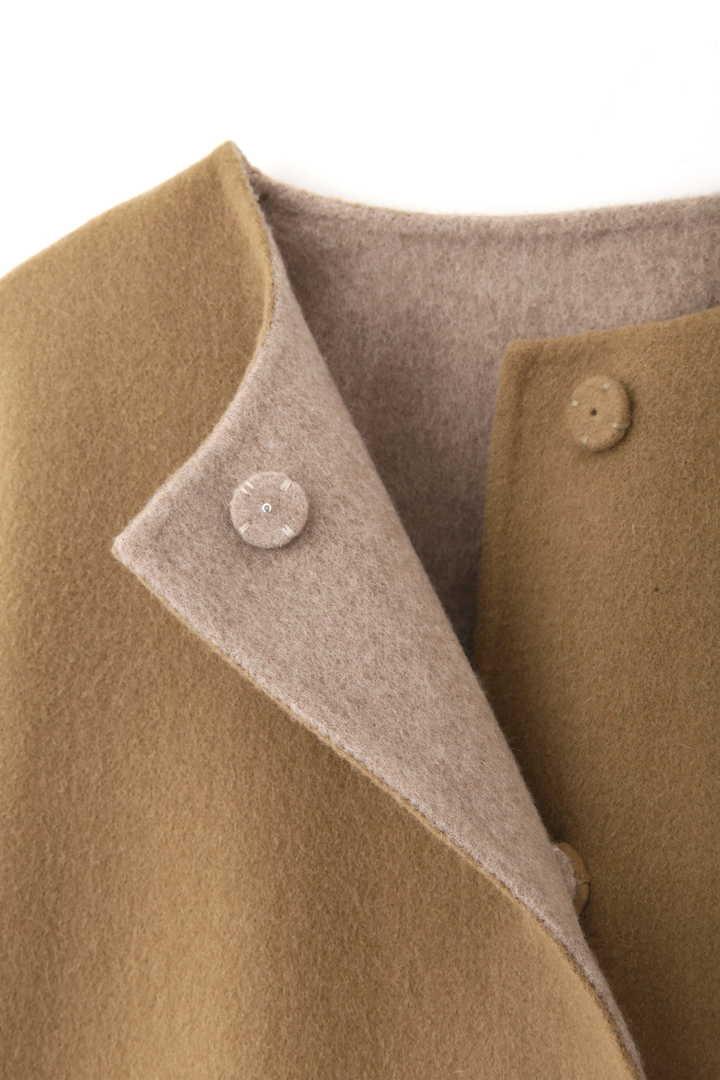 2TONE リバーストール付きジャケット