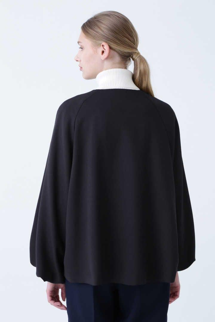 ウールアムンゼンノーカラージャケット