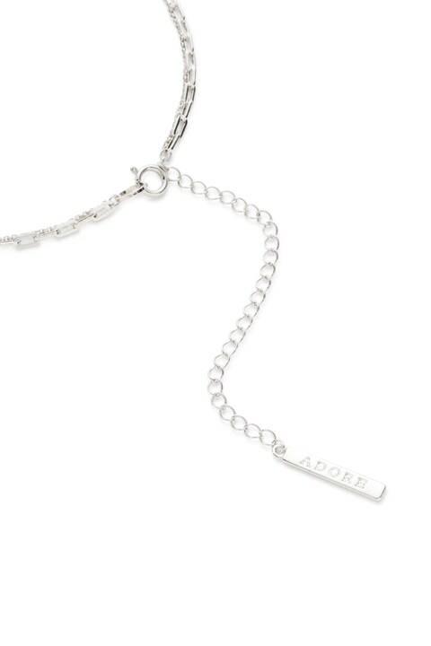オクトパール2連ネックレス