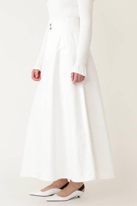 《LE PHIL》ライトデニムスカート