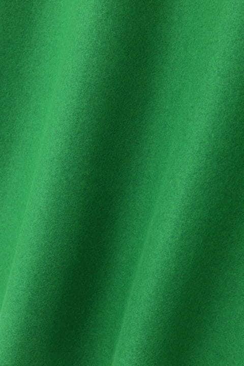 《LE PHIL》ライトウールセミフレアースカート