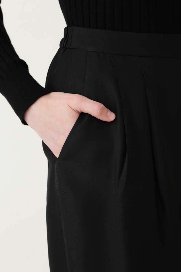 《LE PHIL》シルクツイルタックパンツ