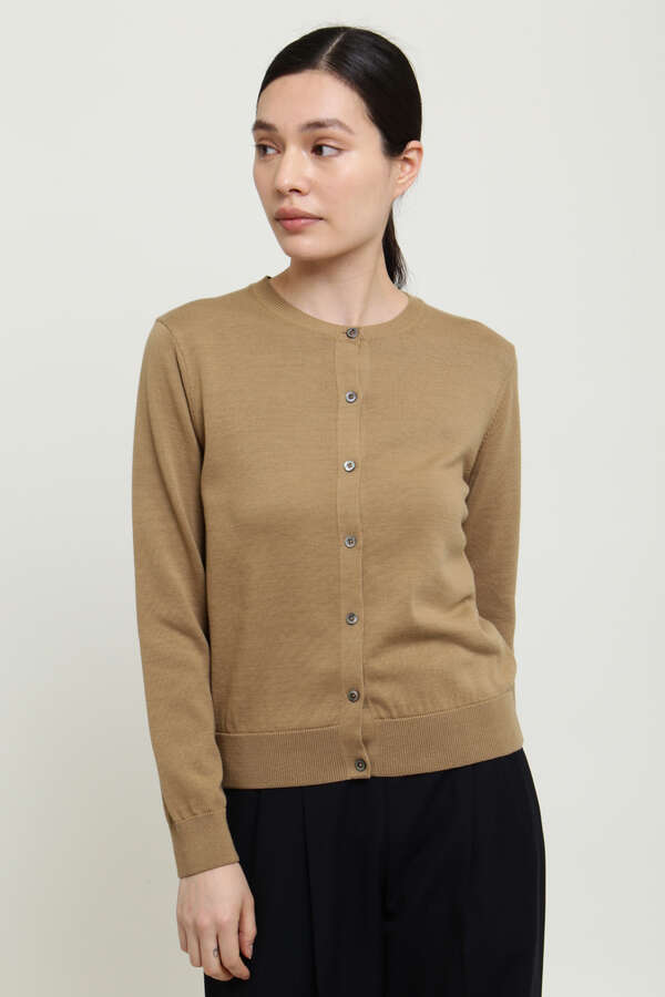 WOMEN'S EGYPTIAN COTTON CARDIGAN