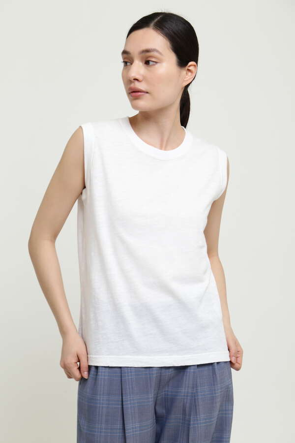 WOMEN'S COTTON RAMIE JERSEY